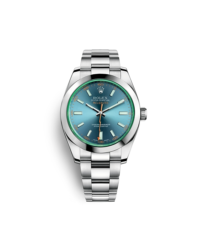 Milgauss - Rolex Boutique Belgrade - Rolex watches