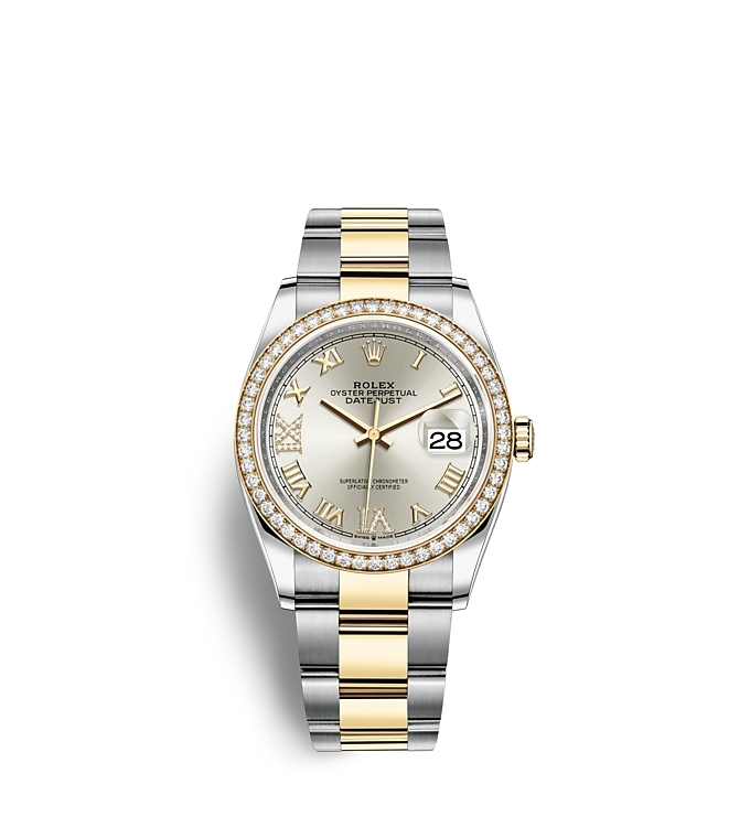 Datejust 36 - Rolex Boutique Belgrade - Rolex watches