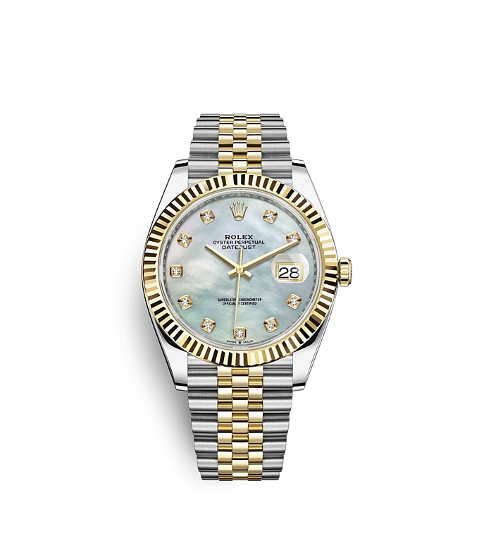 Datejust 41 - Rolex Boutique Belgrade - Rolex watches