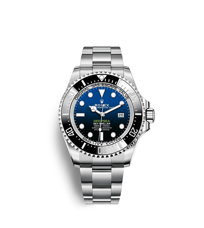 Rolex Deepsea D-blue dial - Rolex Boutique Belgrade - Rolex watches