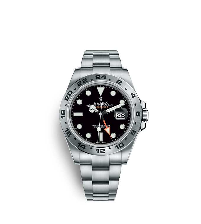 Explorer II - Rolex Boutique Belgrade - Rolex watches