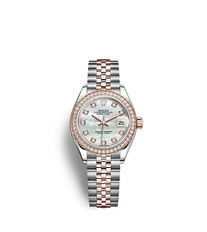 Lady-Datejust 28 - Rolex Boutique Belgrade - Rolex watches