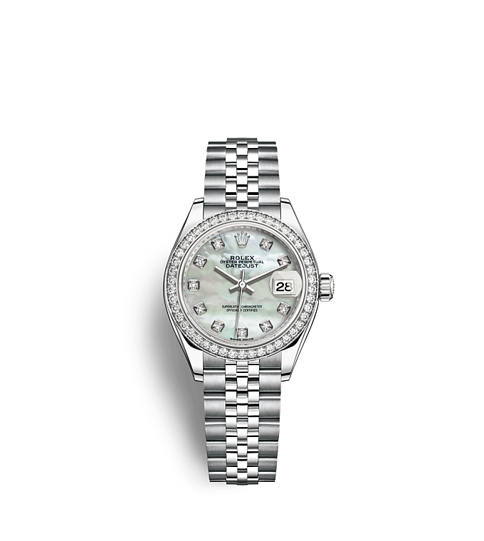 Lady-Datejust 28 - Rolex Boutique Belgrade - Rolex watches