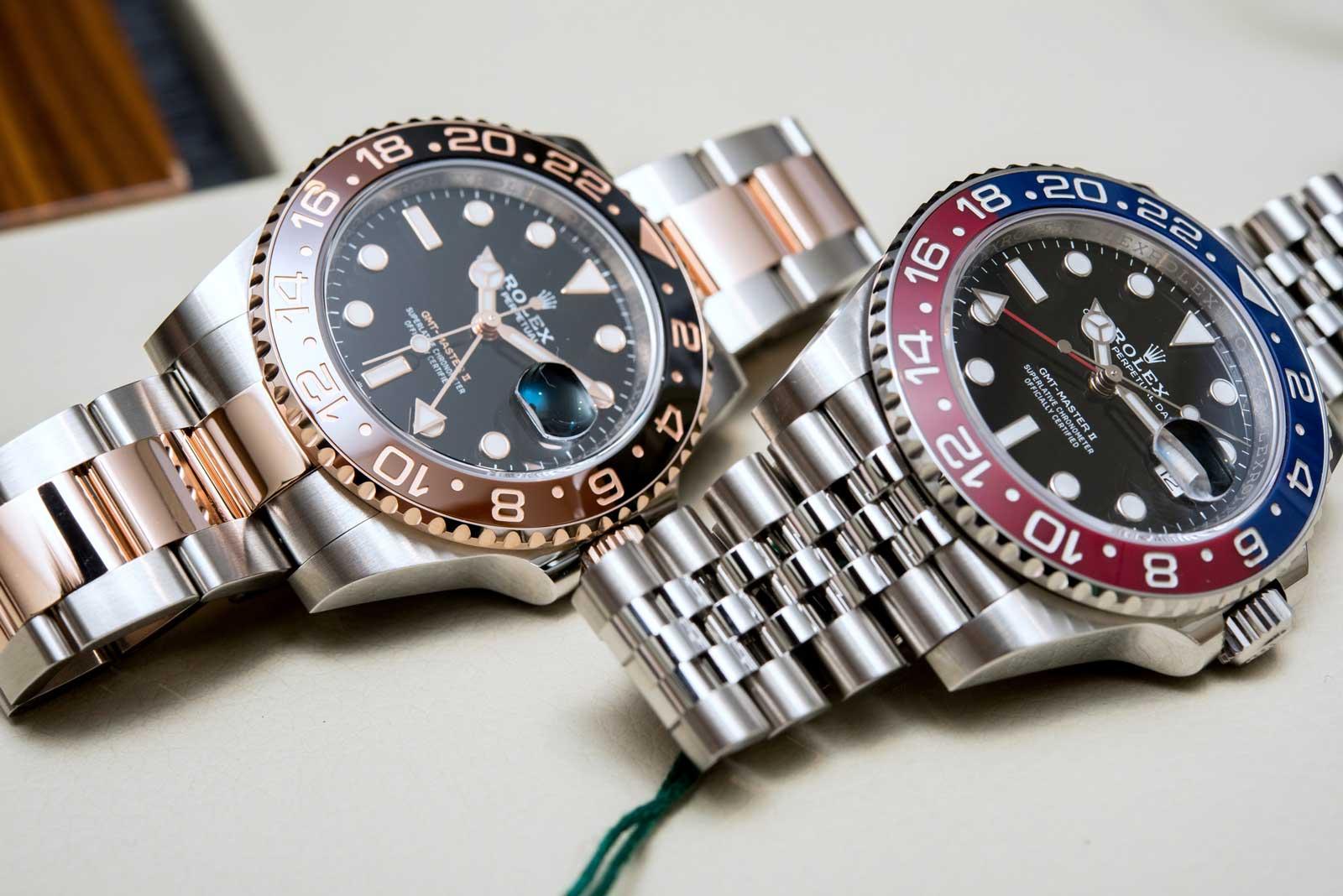 New Rolex Gmt Master Ii 126710blro News Timepieces Rolex