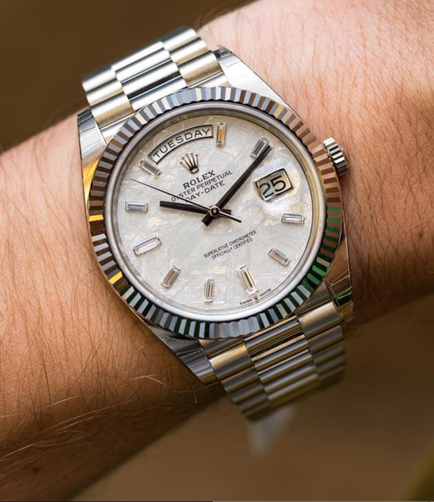 negozio online 7c051 cf00f Rolex Day-Date - News - Timepieces - Rolex Boutique Belgrade