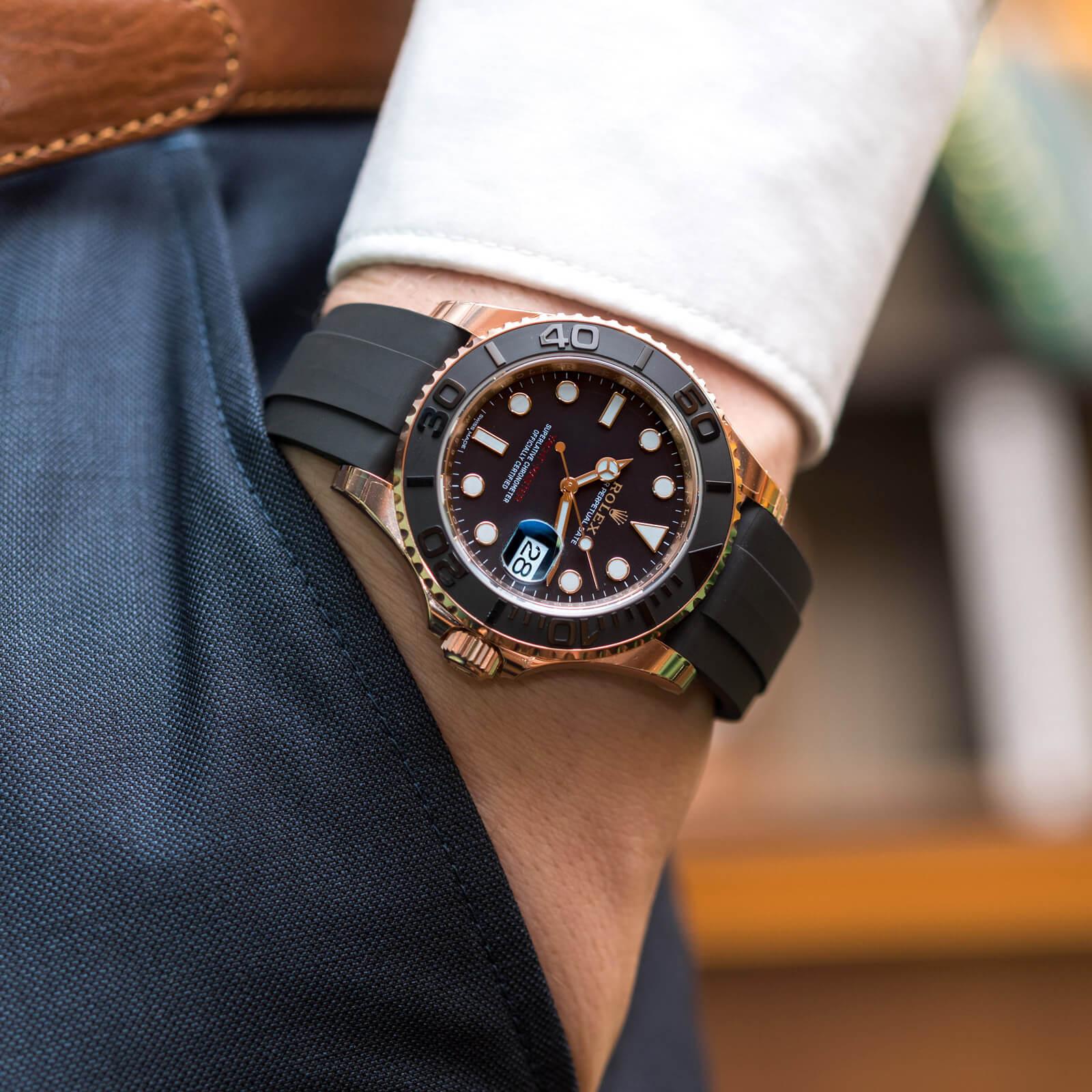 Rolex Oysterflex Bracelet News Rolex Timepieces
