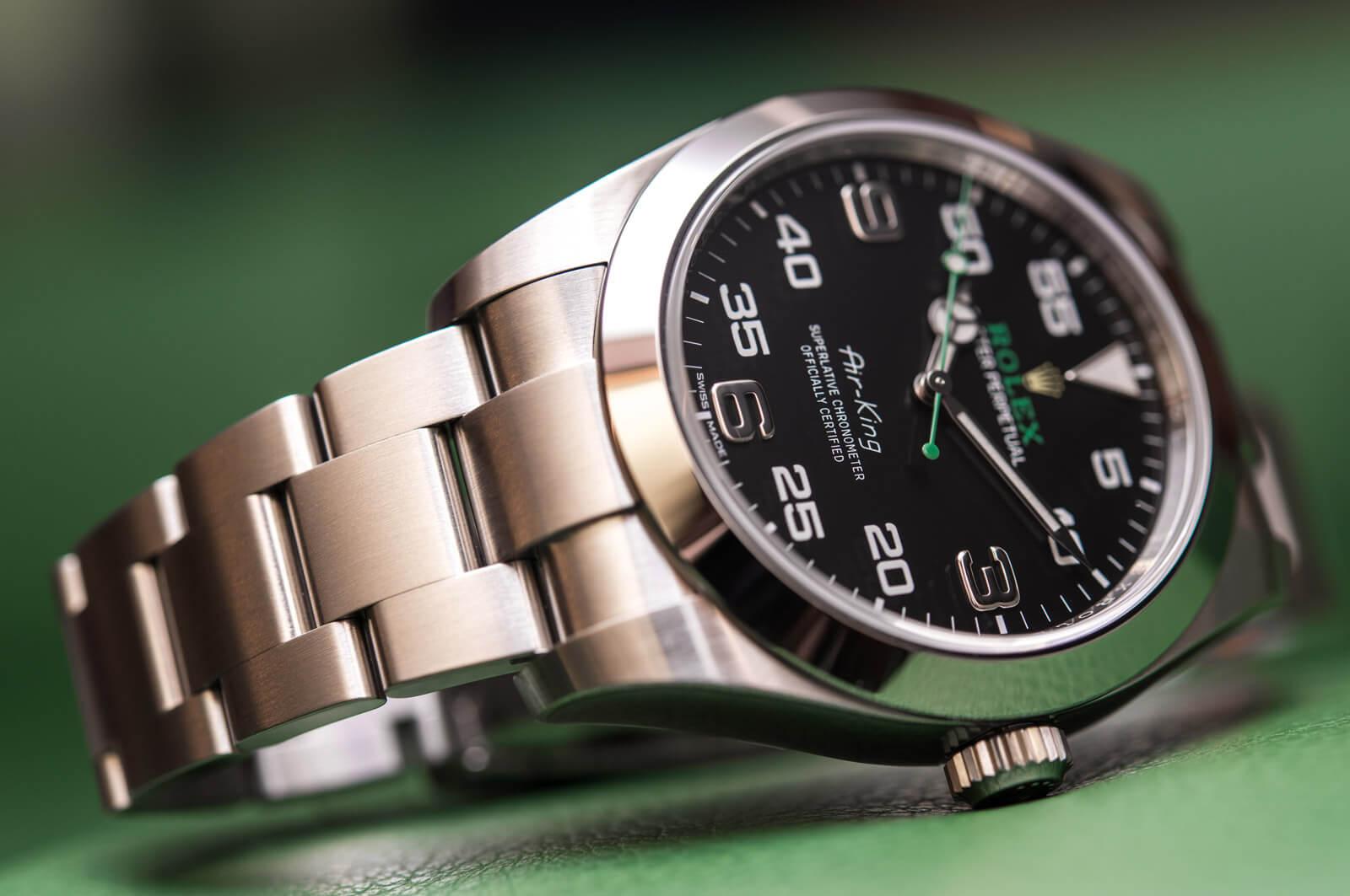 af48f6178d0 Rolex Air-King - News - Timepieces - Rolex Boutique Belgrade