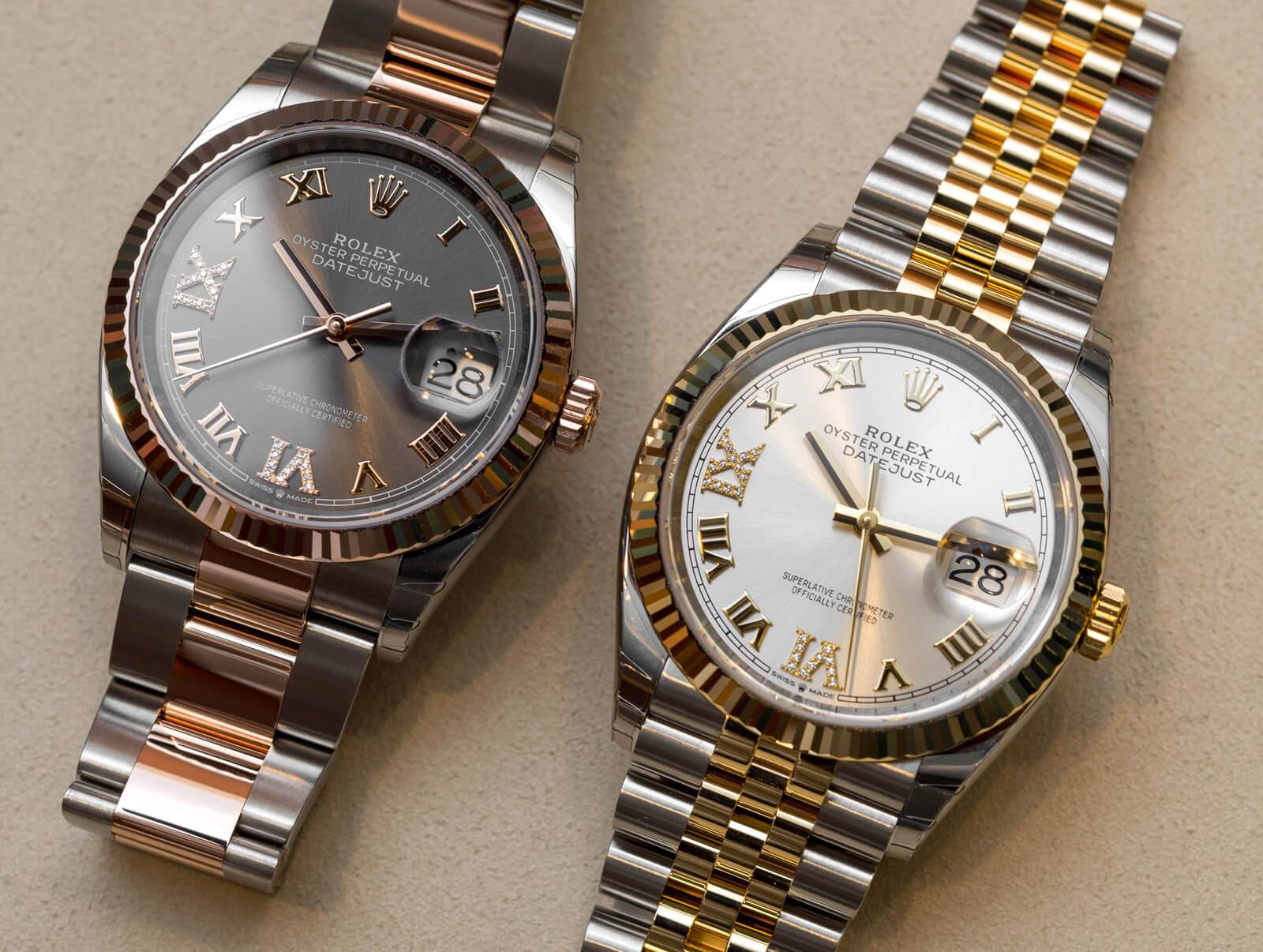 Rolex Datejust 36 , News , Timepieces , Rolex Boutique Belgrade
