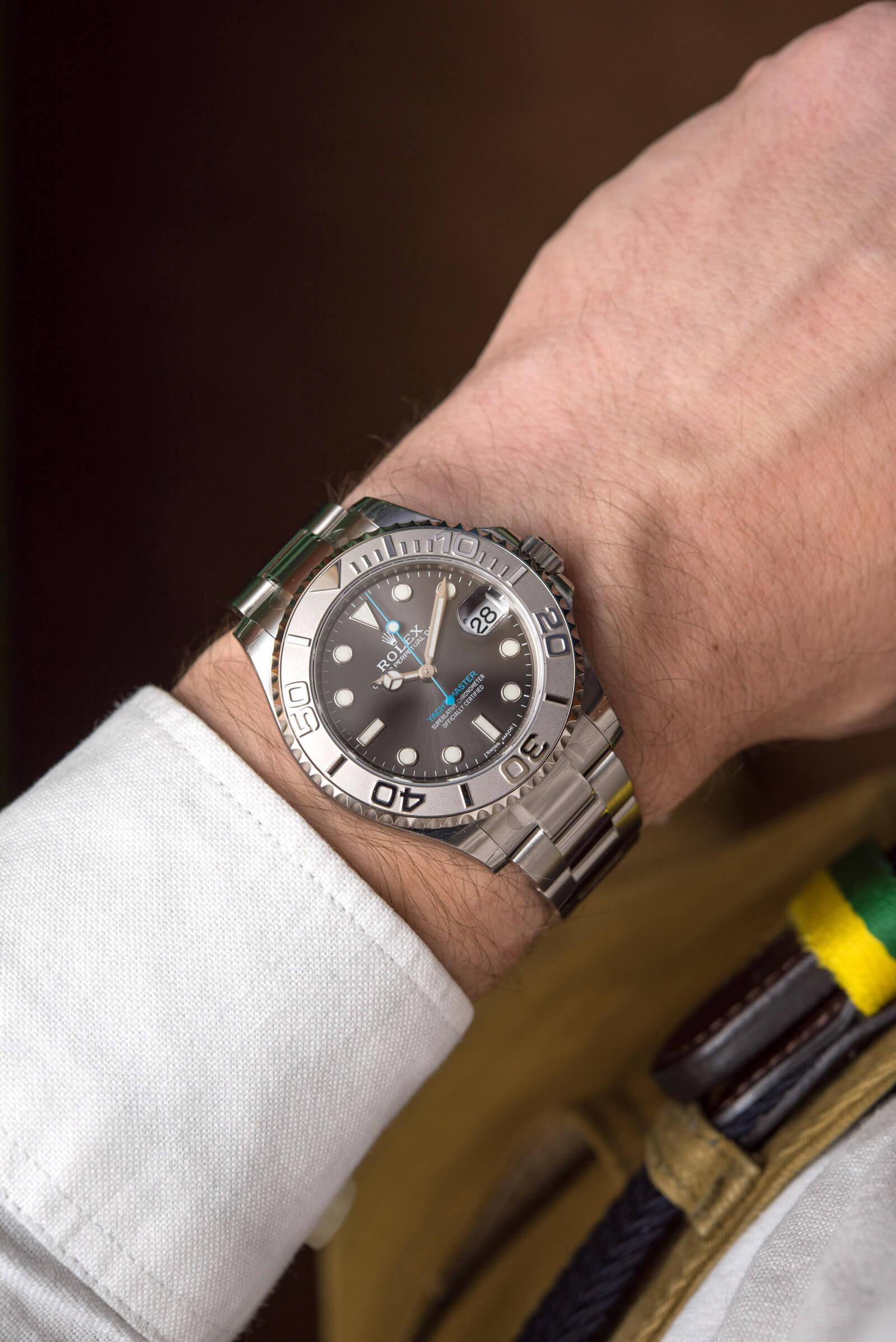 Rolex Yacht,Master 37 \u2013 Ref. 268622 , News , Timepieces