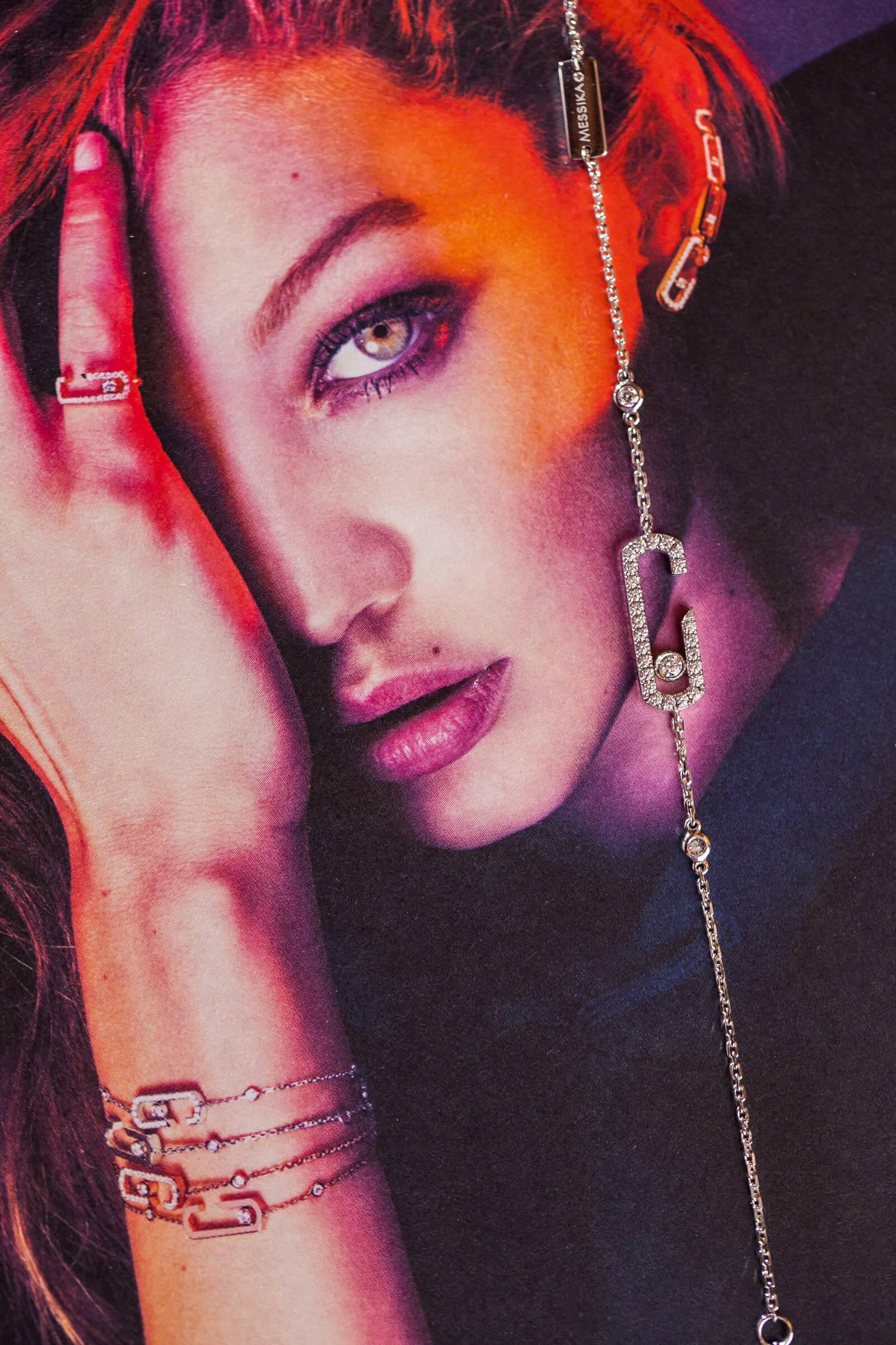 Messika & Gigi Hadid - Očaravajuća lepota