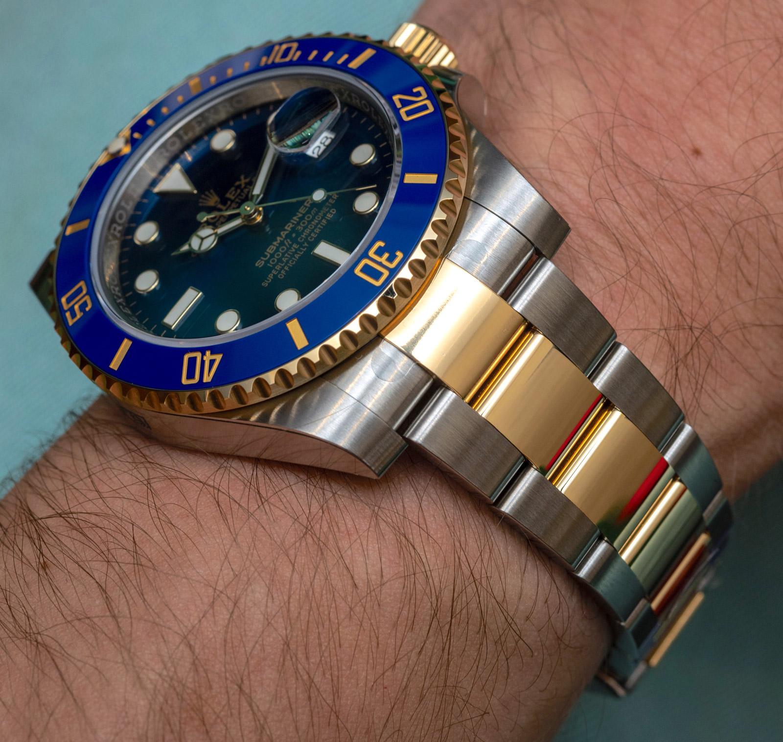 Rolex Submariner Date – Ref  116613LB - News - Timepieces
