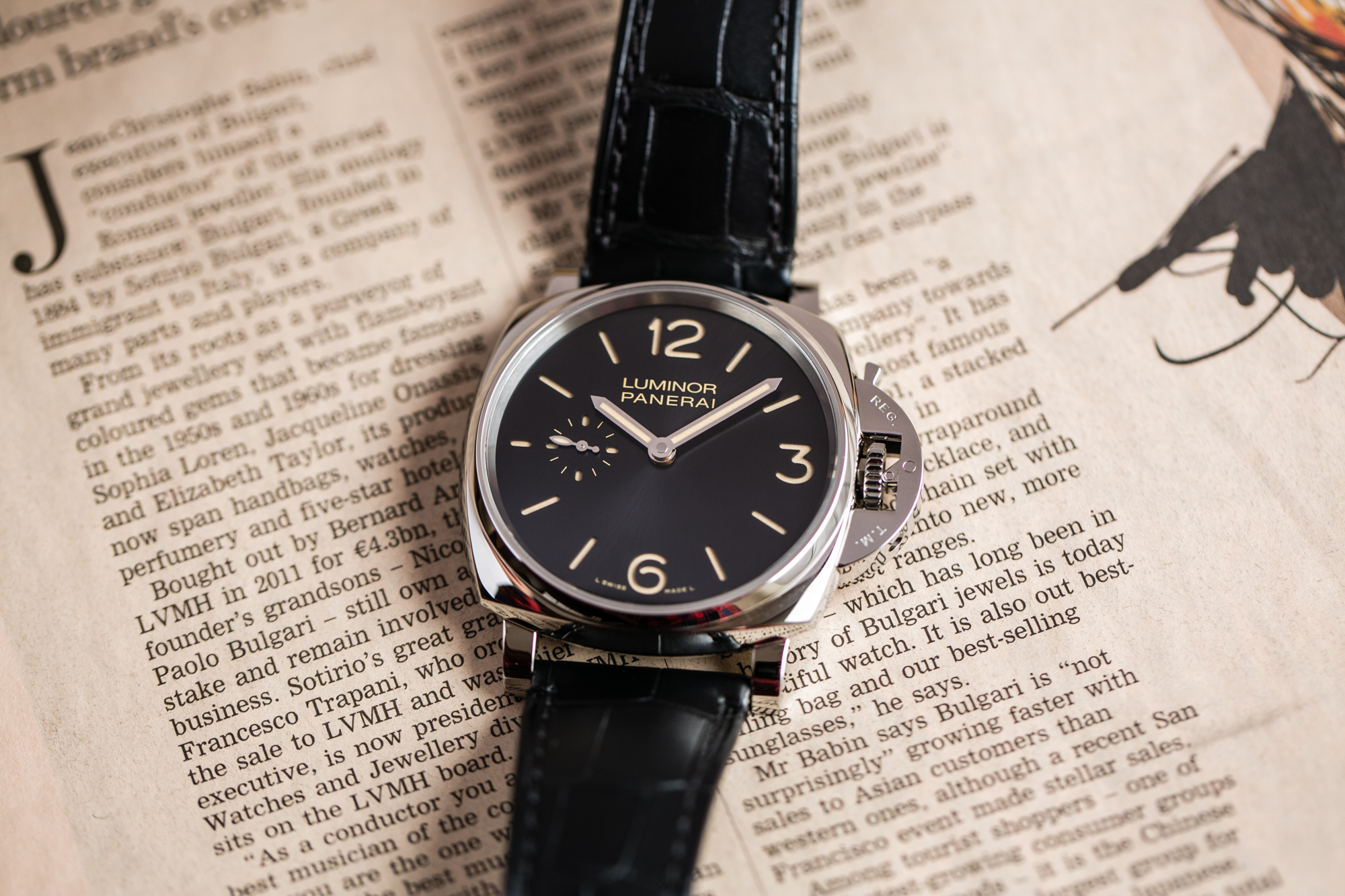 Panerai Luminor Due 42 mm – PAM00676