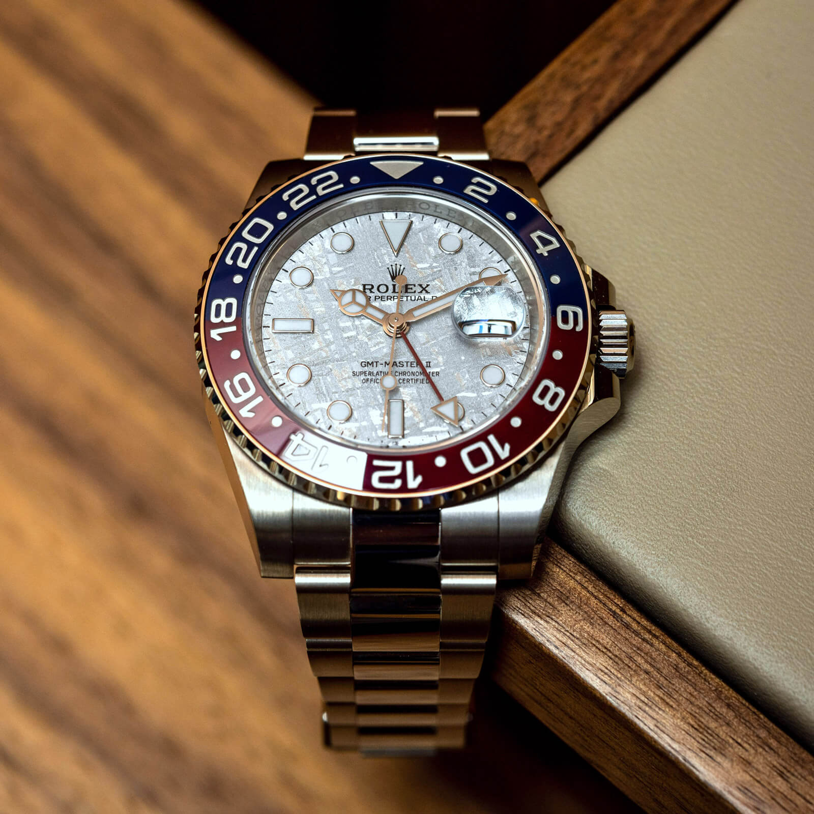 Rolex GMT-Master II – Ref. 126719BLRO
