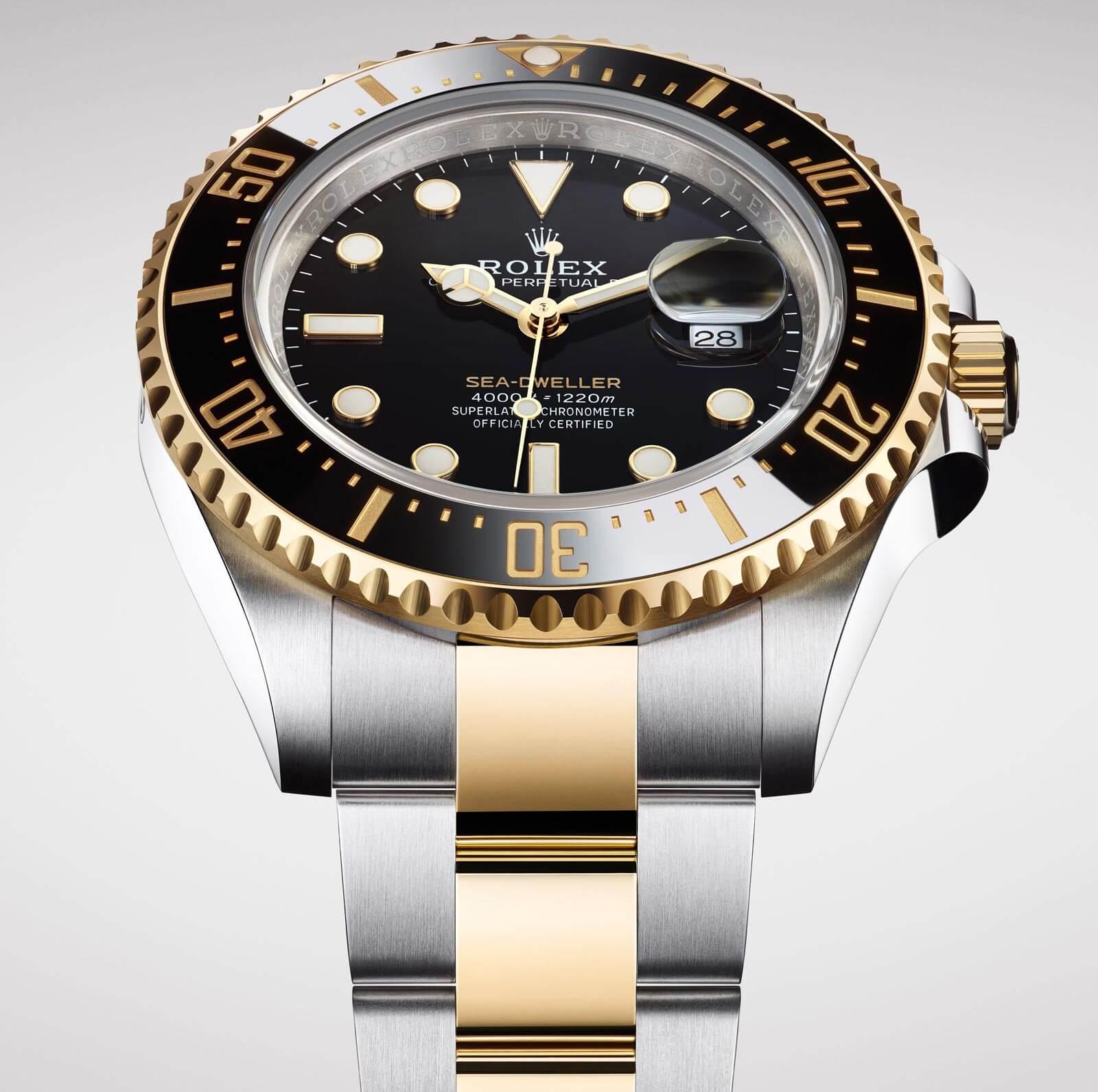 Rolex Sea-Dweller - Ref. 126603
