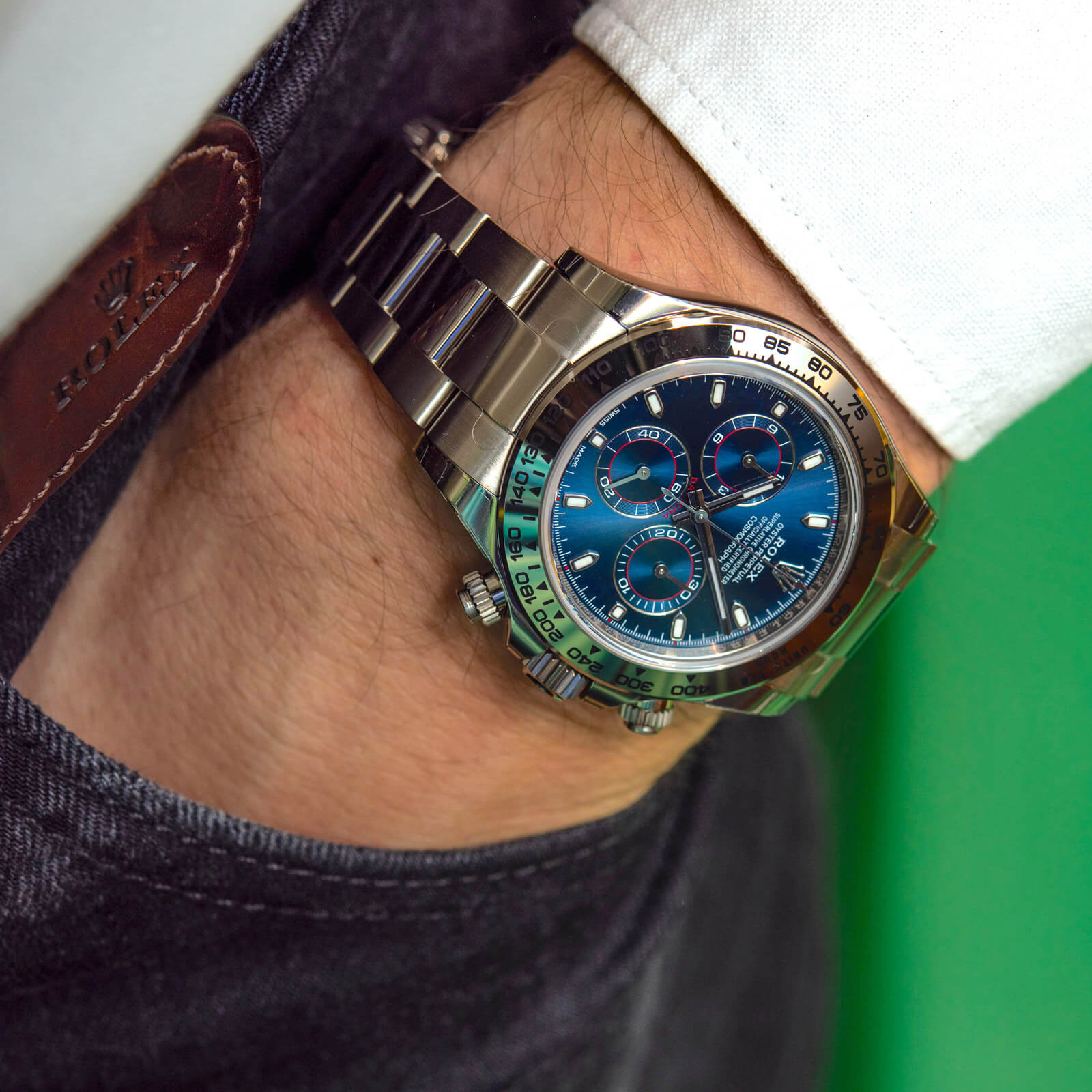Rolex Cosmograph Daytona – Ref. 116509