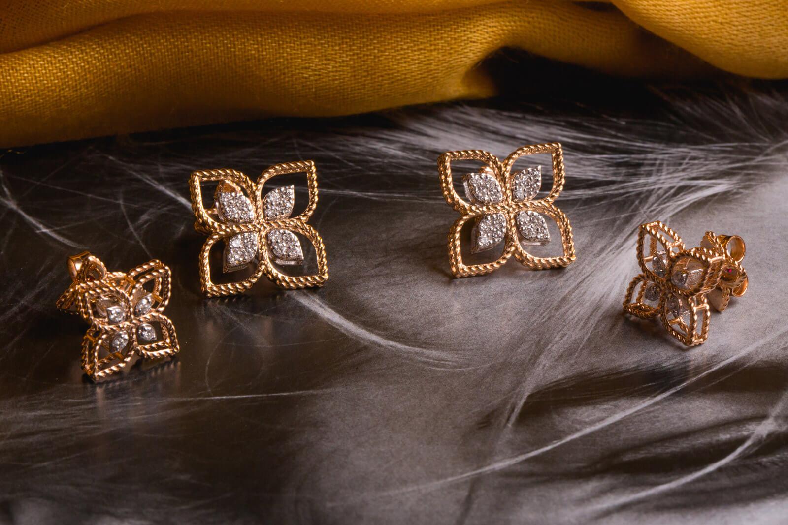 Roberto Coin Princess Flower - Elegancija predstavljena ružičastim zlatom