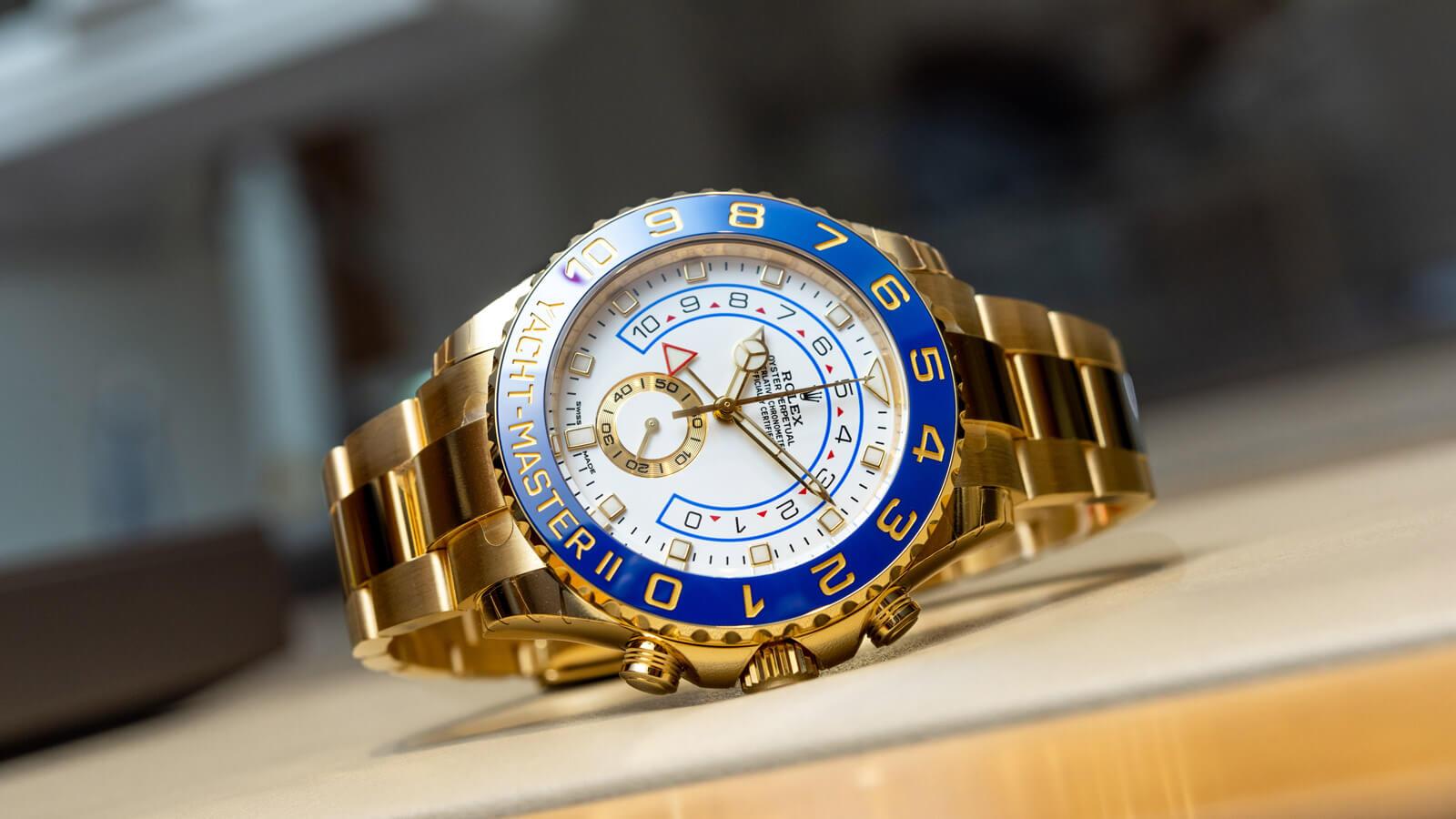 Rolex Yacht-Master II – Ref. 116688