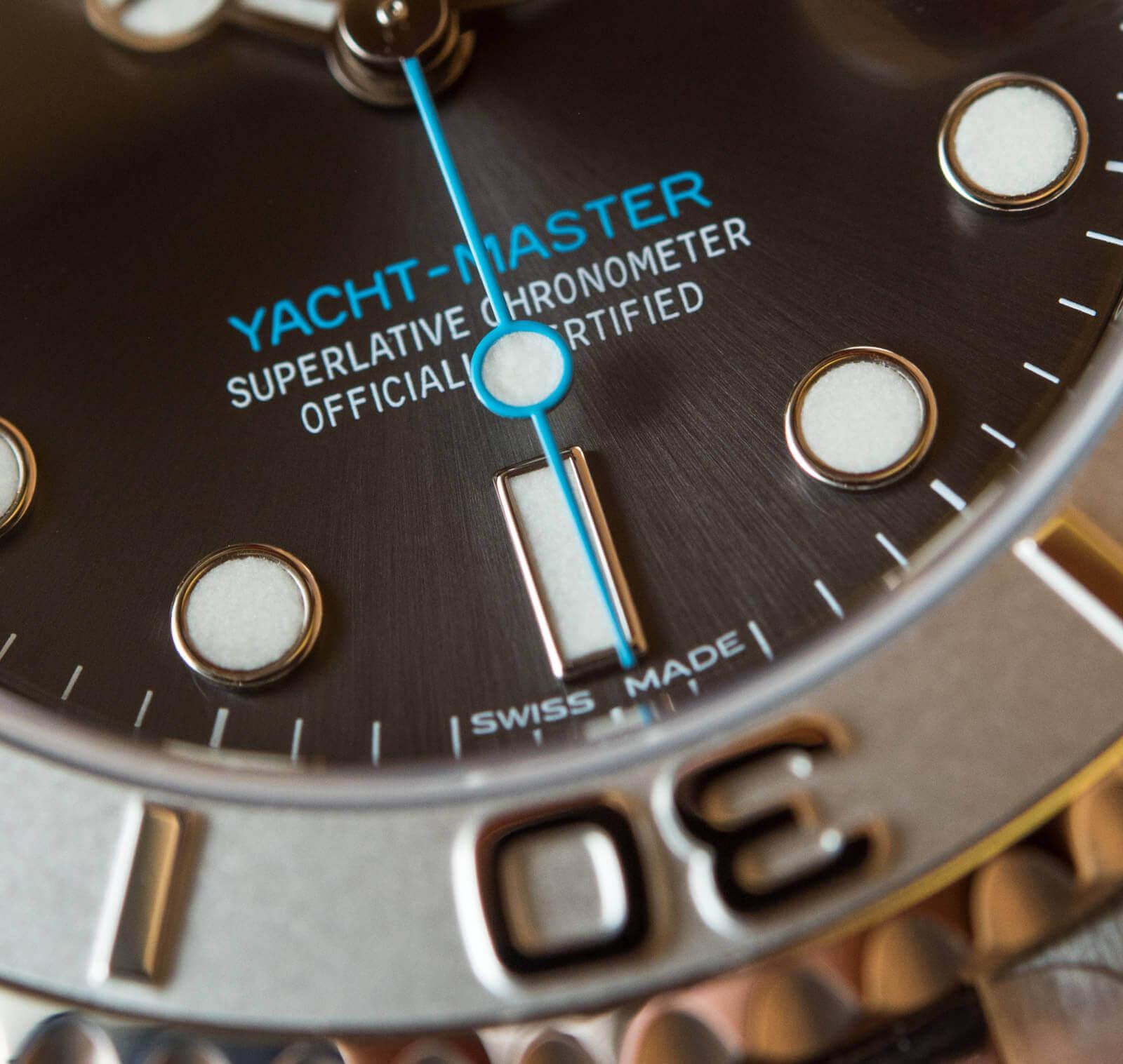 Rolex Yacht-Master 37 – Ref. 268622