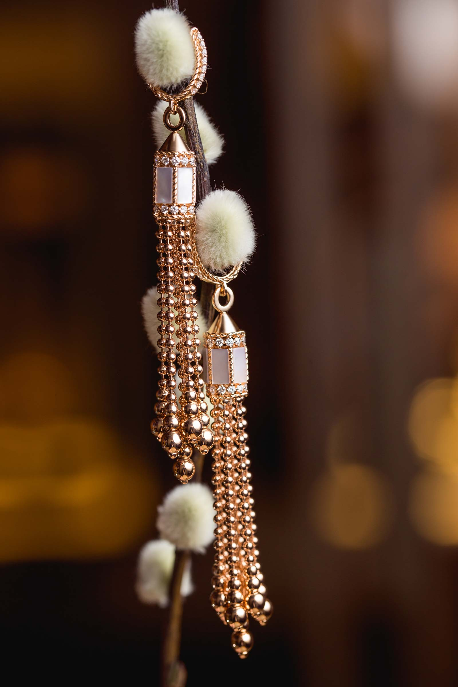 Roberto Coin Art Deco earrings