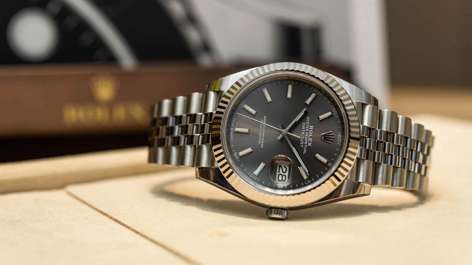 Rolex Datejust 41 – Ref. 126334