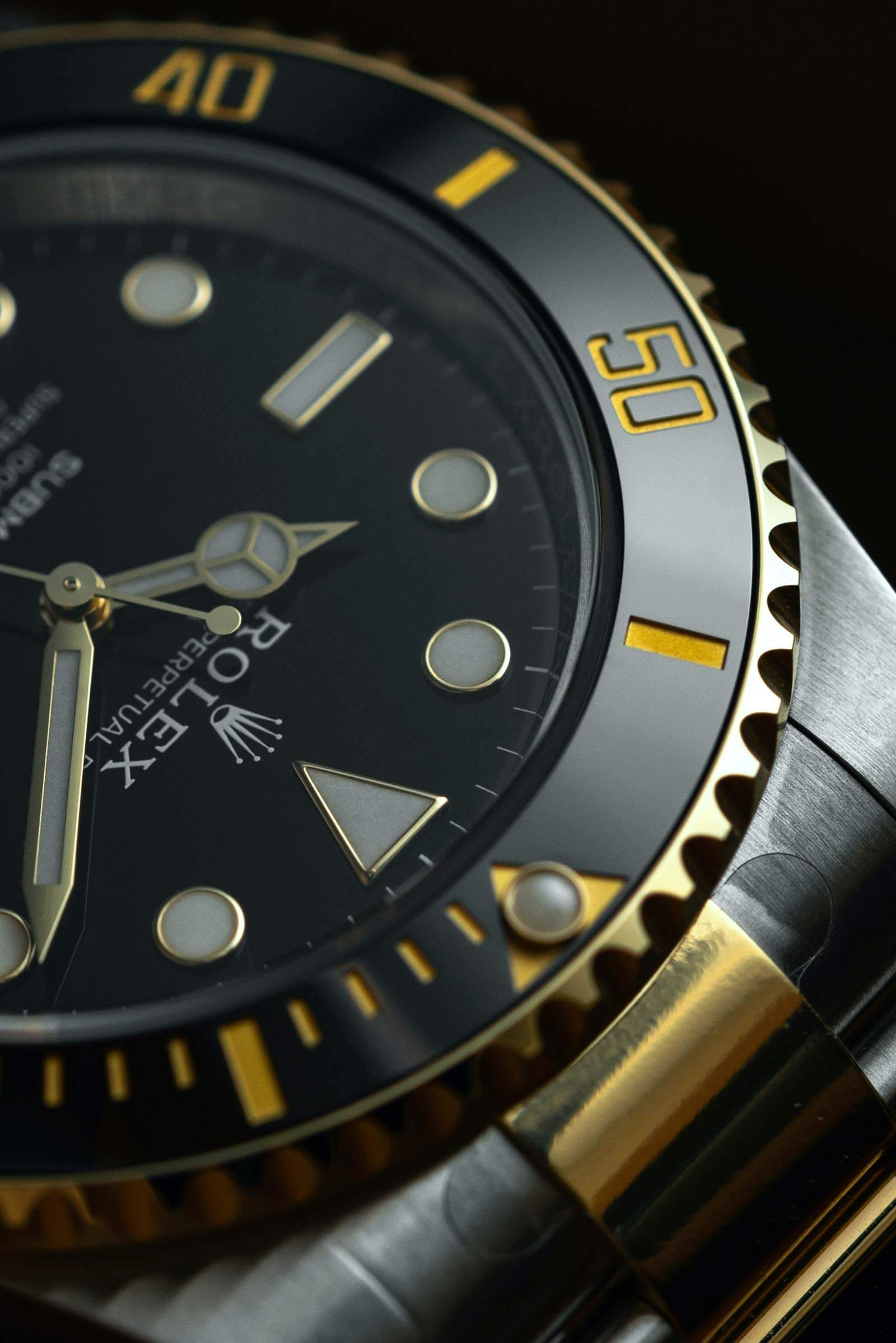 Rolex Submariner Date – Ref. 116613LN