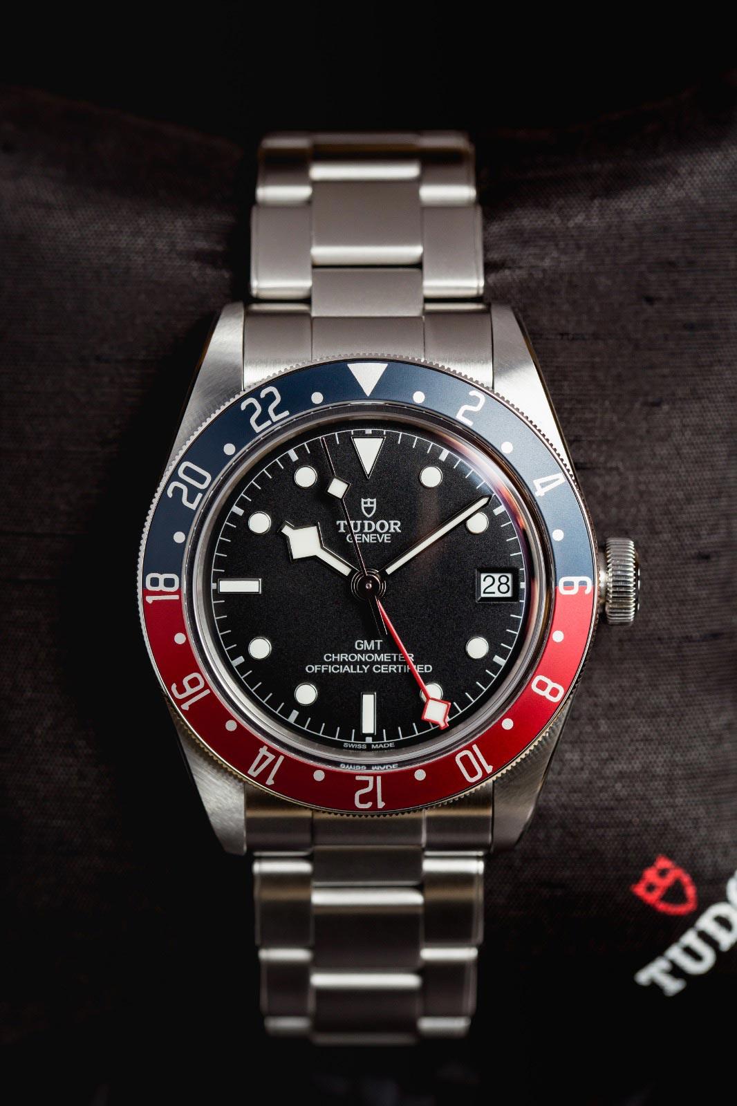 Tudor Black Bay GMT – Veran pratilac na putovanjima