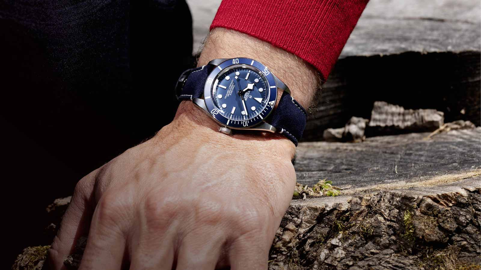 "Tudor novitet za 2020: Black Bay Fifty-Eight ""Navy Blue"""