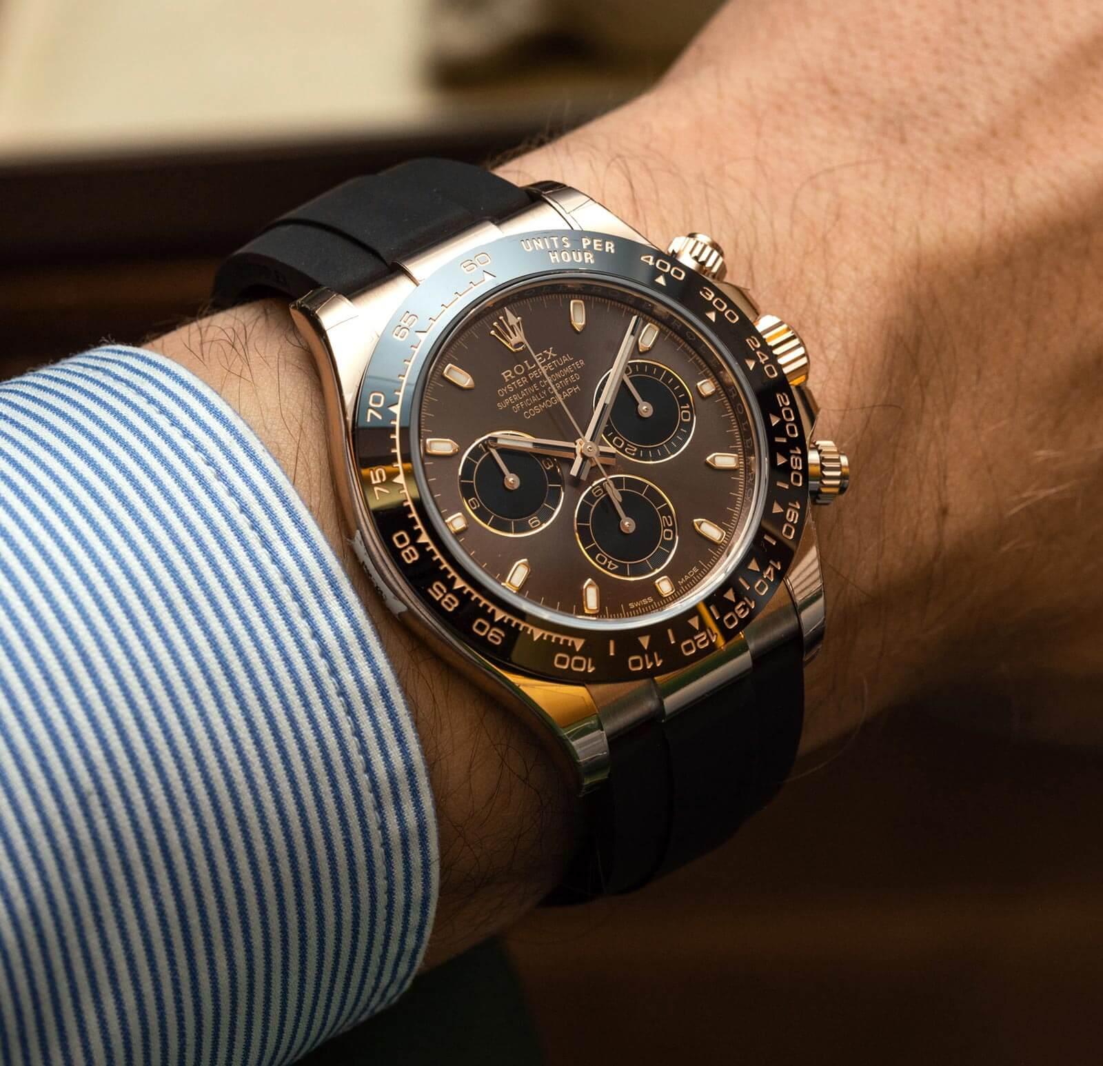 Rolex Cosmograph Daytona – Ref. 116515ln