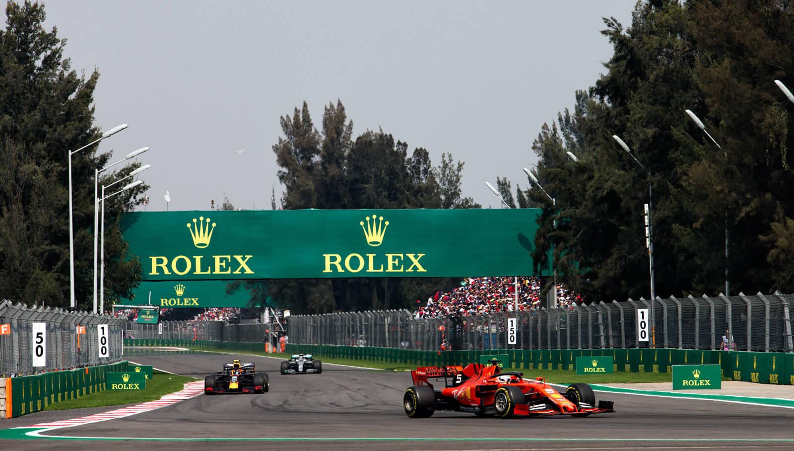 Rolex & Formula 1® 70th Anniversary Grand Prix