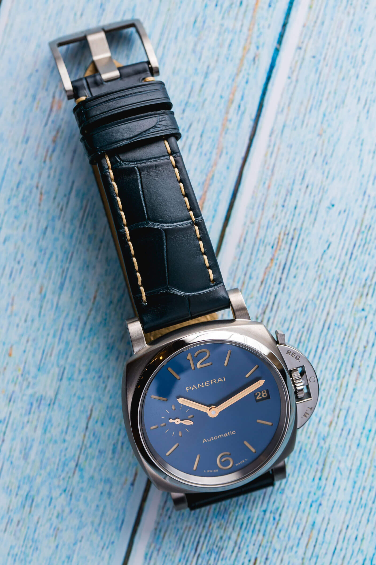 Panerai Luminor Due 38mm – PAM00926