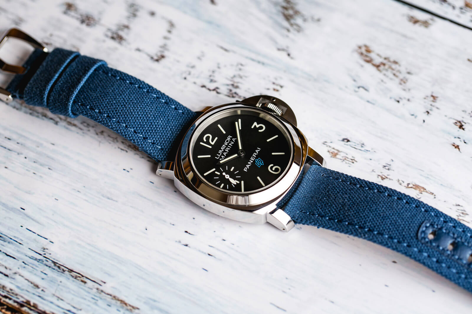 Panerai Luminor Logo 44mm – PAM00777