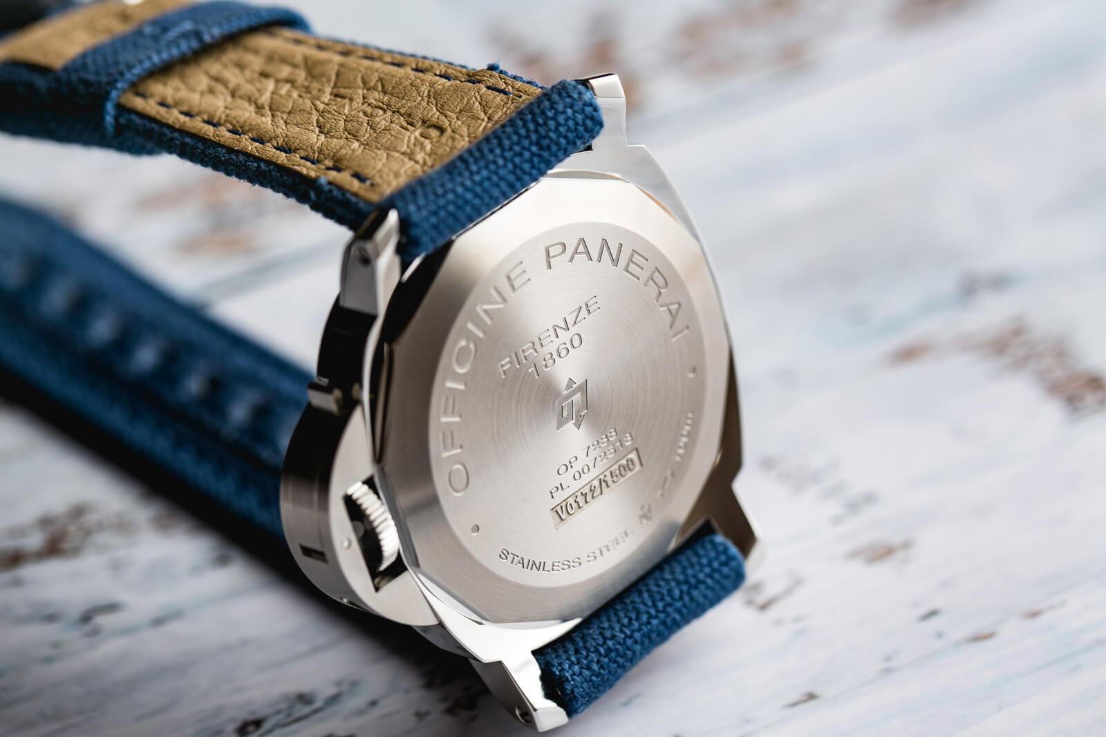 Panerai Luminor Logo 44mm – PAM00777