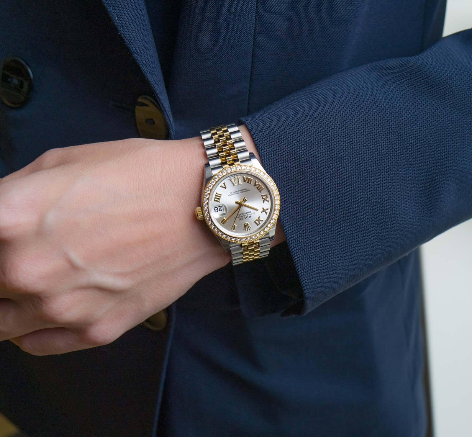 Rolex Datejust 31 – Ref. 278383RBR