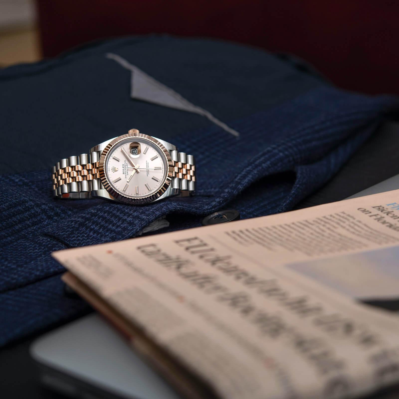 Rolex Datejust 41 – Ref. 126331