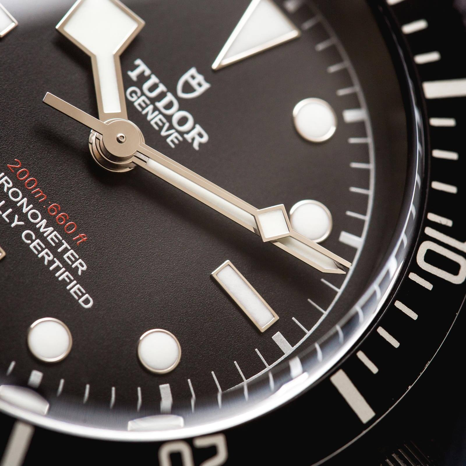 Tudor Black Bay Dark - Formula uspeha