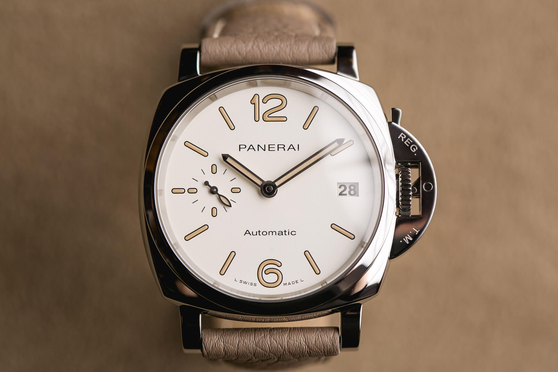 Panerai Luminor Due 38 mm - PAM01043