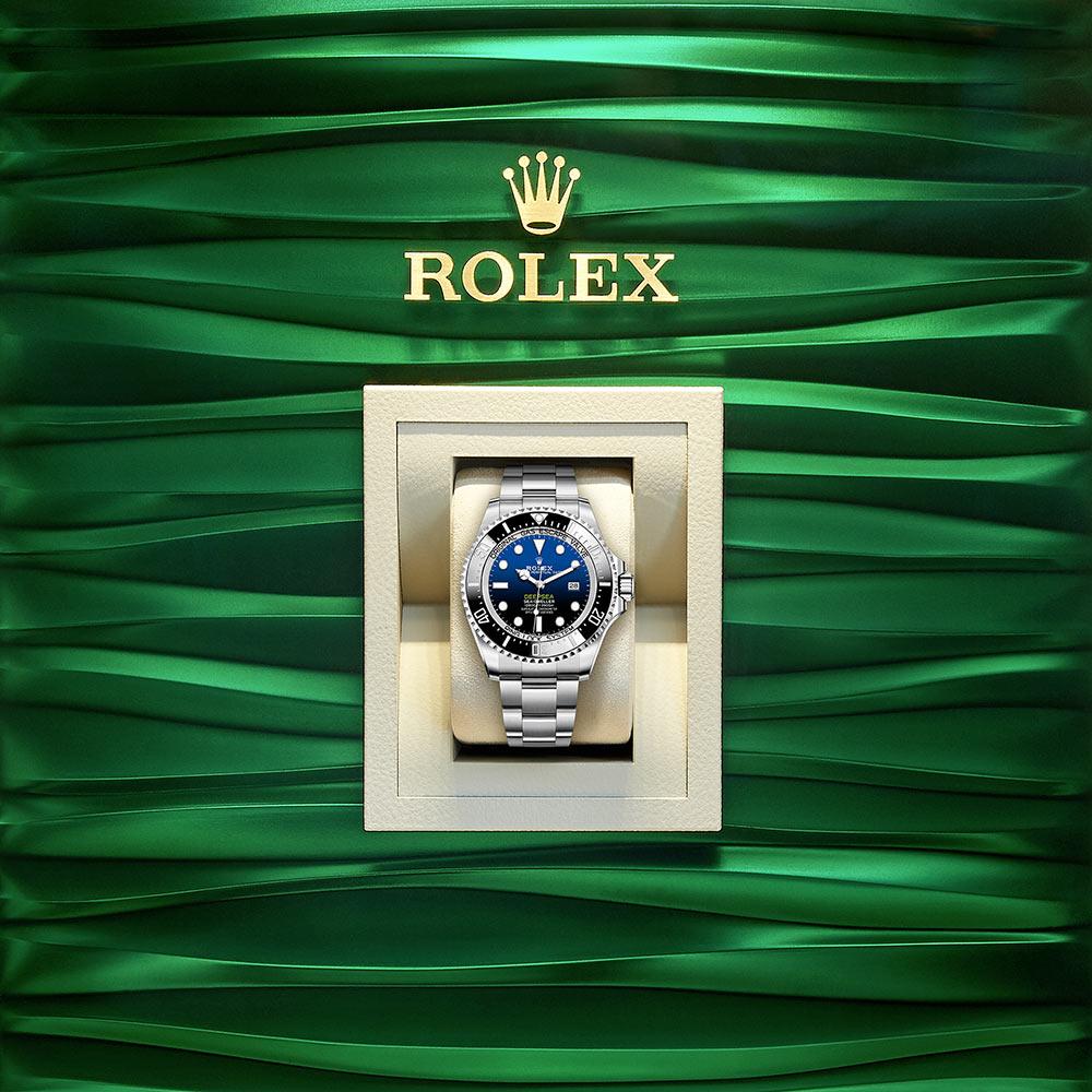 Rolex Rolex Deepsea D-blue dial