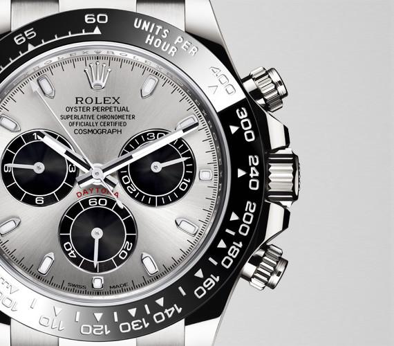 START, STOP, RESET - Rolex Boutique Belgrade - Rolex watches
