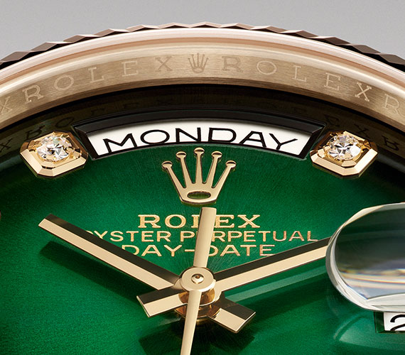 MONDAY, LUNDI - Rolex Boutique Belgrade - Rolex watches
