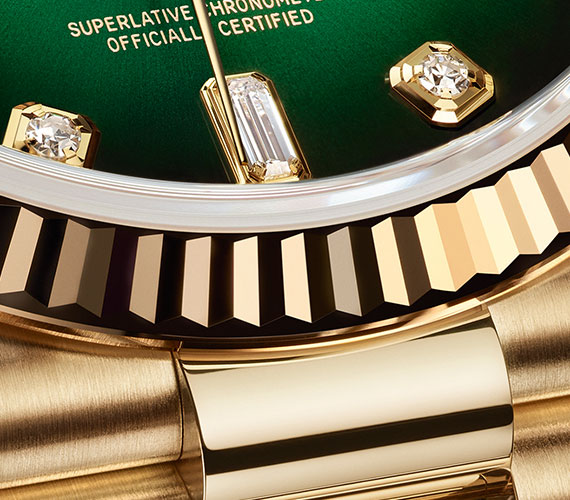 PRECIOUS METALS - Rolex Boutique Belgrade - Rolex watches