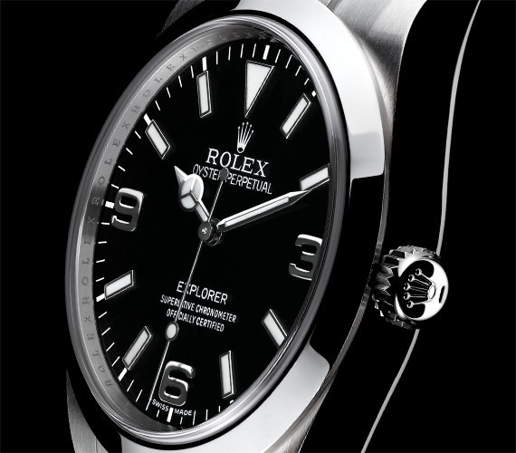 OYSTERSTEEL - Rolex Boutique Belgrade - Rolex watches