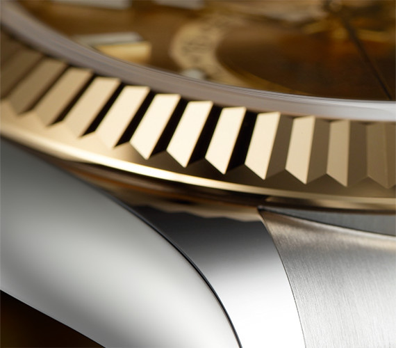 RING COMMAND BEZEL - Rolex Boutique Belgrade - Rolex watches