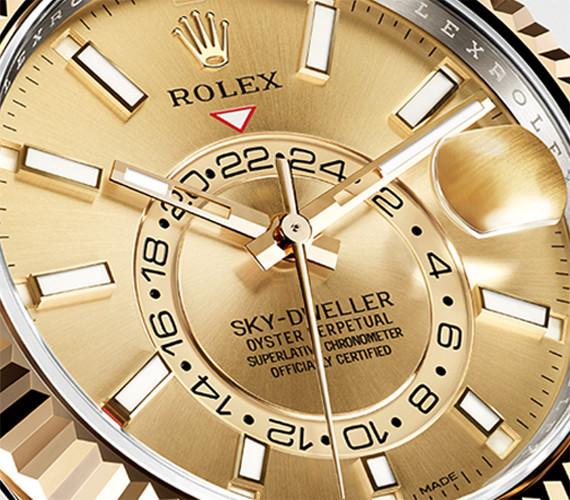 PRIKAZ DVIJE VREMENSKE ZONE - Rolex butik Crna Gora, Tivat, Porto Montenegro - Rolex satovi