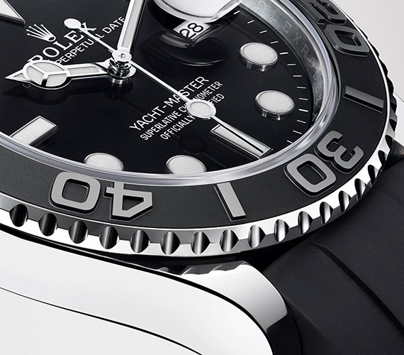 THE BIDIRECTIONAL ROTATABLE BEZEL - Rolex Boutique Belgrade - Rolex watches