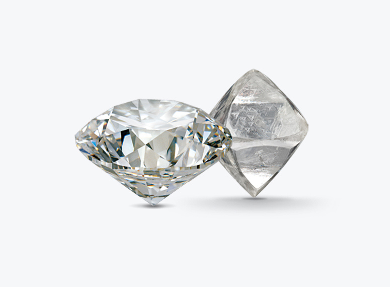 About the diamond