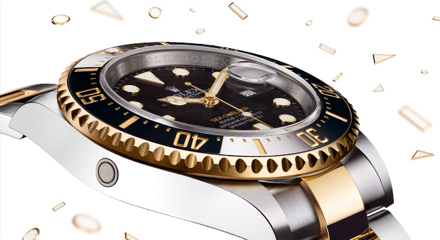 Rolex Festive collection