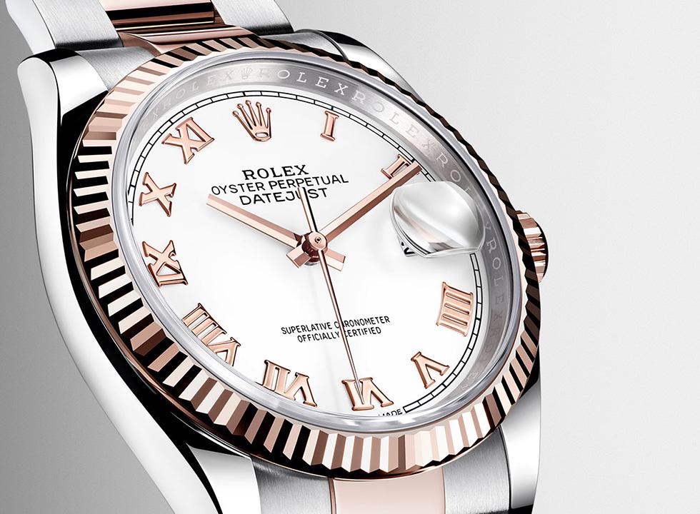 Rolex DateJust M126660-0002