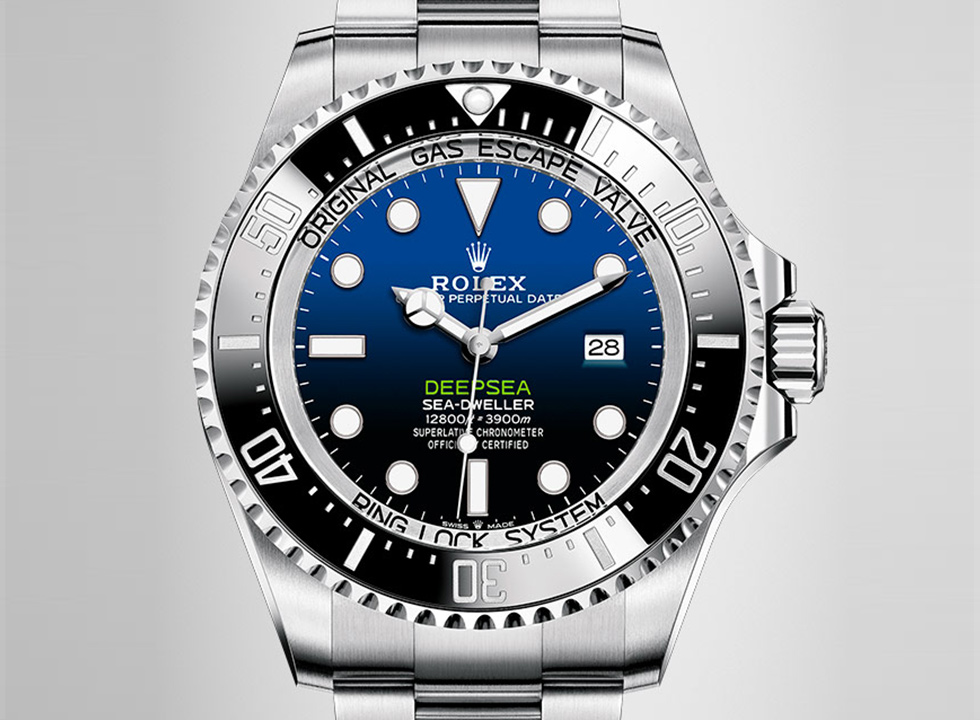 Rolex DeepSea M126660-002