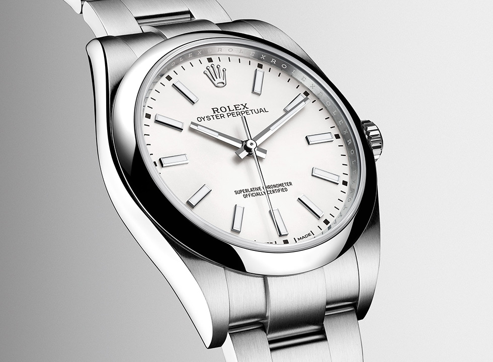 Rolex Oyster Perpetual 39 m114300
