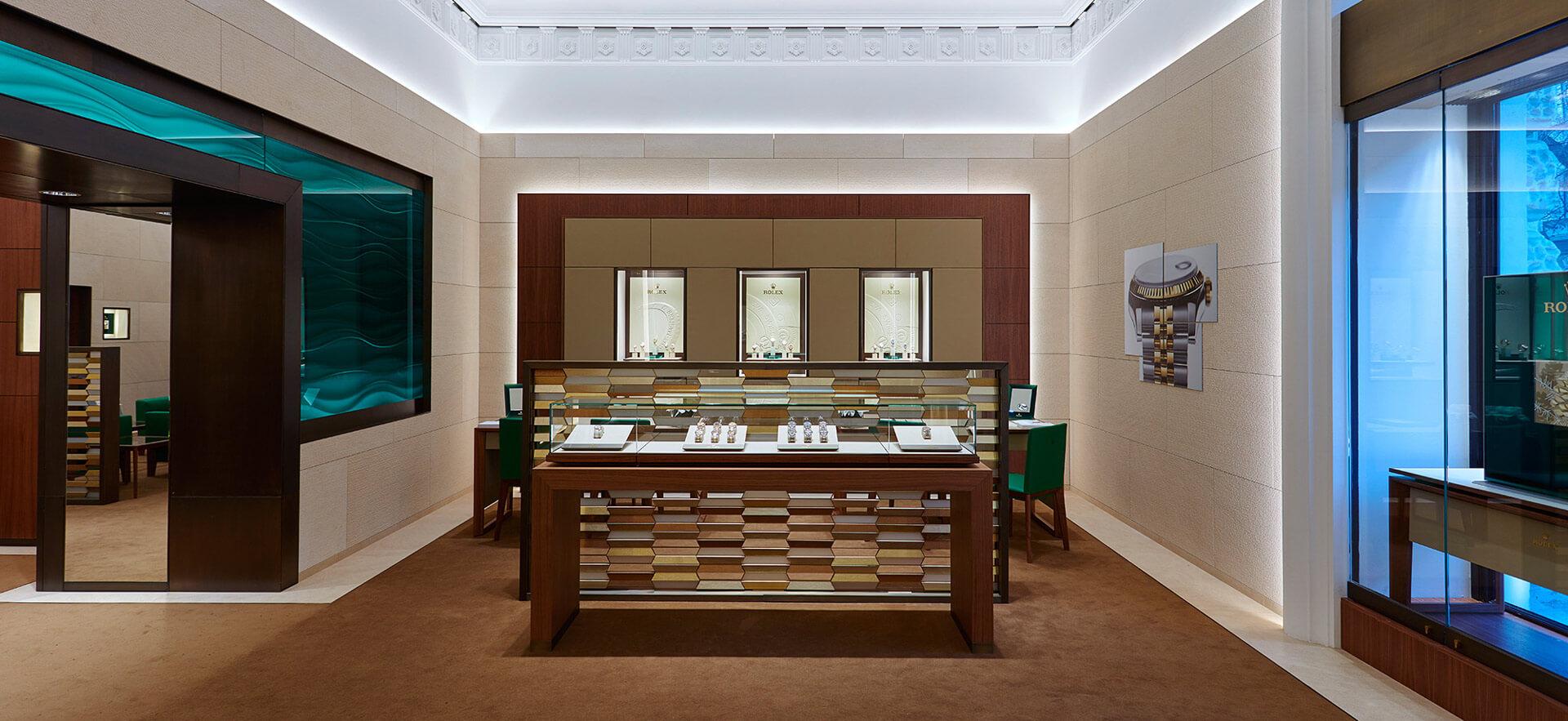 Rolex butik - Budimpešta - Petite Geneve Petrovic